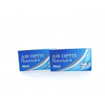 Air Optix plus HydraGlyde, 2x 6er Box