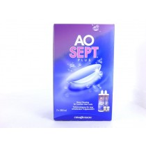 AO SEPT PLUS  2x 360ml