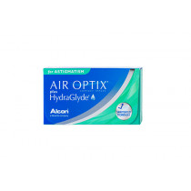 Air Optix plus HydraGlyde for Astigmatism, 3er Box