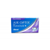 Air Optix Hydraglyde Multifocal, 3er Box