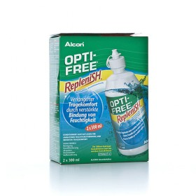 OPTI-FREE RepleniSH, 2x 300ml